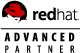 Logo Redhat advanced partner